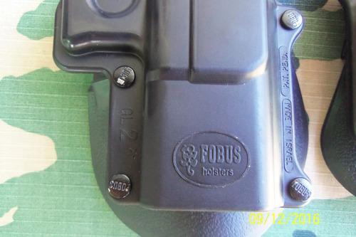 canana glock+ porta cargadores doble marca fobus!!