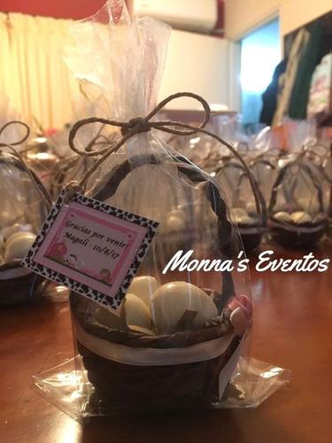 canastitas/souvenir decoradas y personalizadas