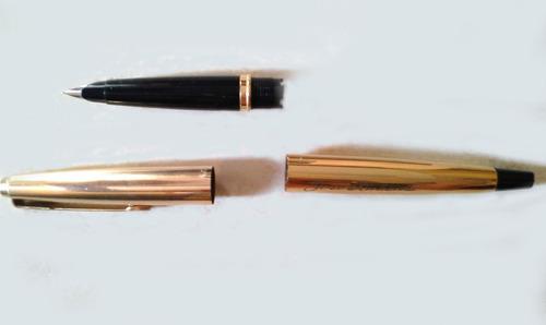caneta parker 45 -acompanha tinta 36ml