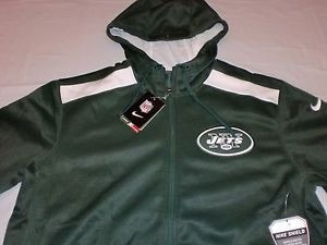 canguro nike ny jets onfield  nfl talle l