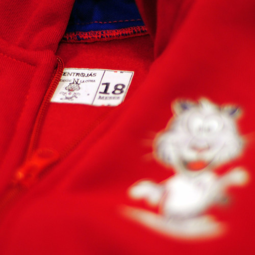 canguro niño club nacional de football 6 12 18 meses