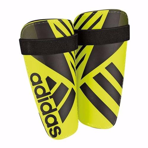 canilleras adidas everlite protección de fútbol hockey
