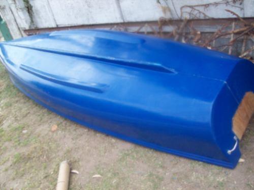 canobote 4,90 nuevos  el mas grande con remos stock perman.