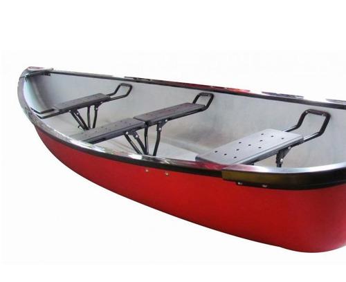 canobote rotomoldeado kodiak sampan