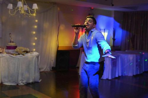 cantante animacion evento fiesta show