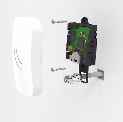 cap lite 2.4ghz ap wireless low cost ideal hoteles mikrotik