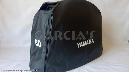 capa capo de motor de popa yamaha 60hp 4t mod cet - até 2013