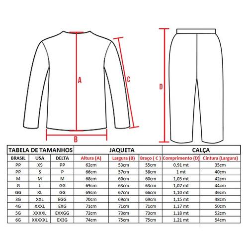 capa de chuva delta flex 100% impermeável motoqueiro ( kit )