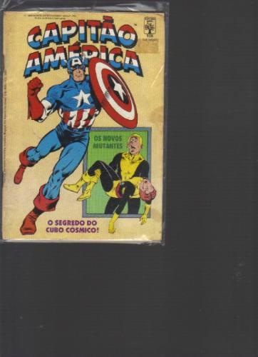 capitão américa marvel comics