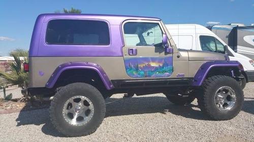 capota dura para jeep wrangler lj 2004-2006