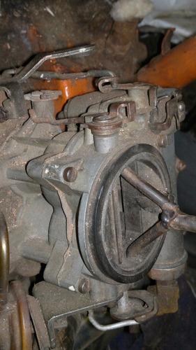 carburador rochester quadrajet chevrolet , chevy , gm , v8