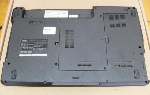 carcaça base inferior notebook 1545