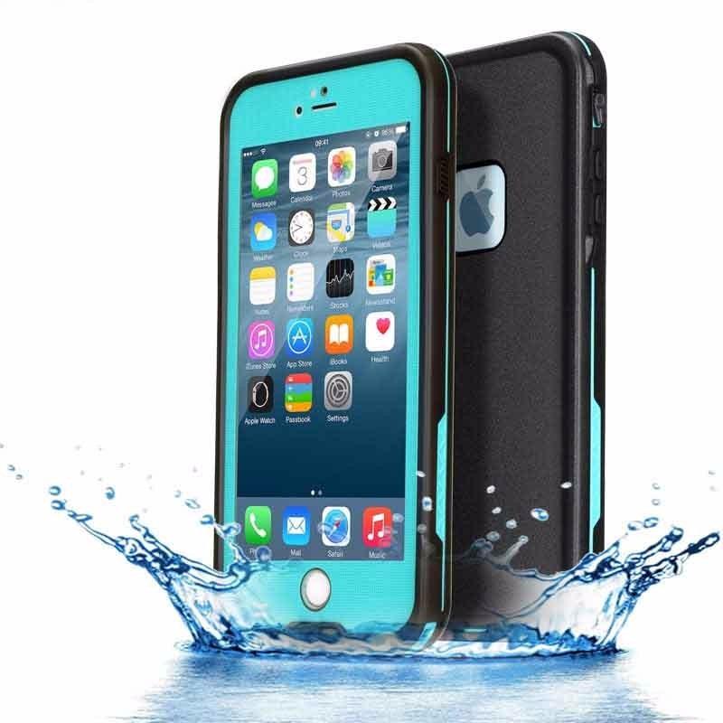 76e58bc6543 Carcasa Cover A Prueba De Agua iPhone 6/6s Plus Zonalaptop - U$S 29 ...