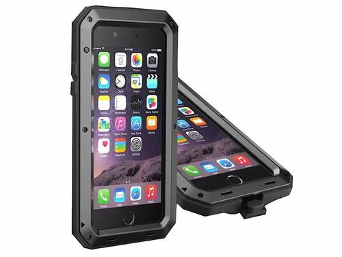 carcasa protector armadura lunatik original iphone 7 /7 plus