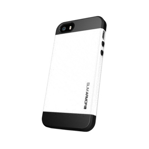 carcasa protector spigen slim armor iphone 6 plus - blanco