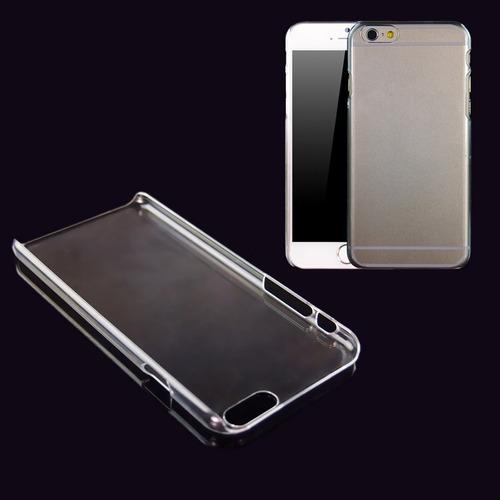 carcaza ultra thin slim crystal transparent iphone 6 plus