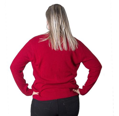 cardigan corto con detalles color bordó cad-d-22