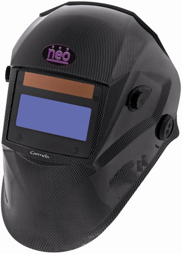 careta de soldar máscara fotosensible neo industrial 1002/4