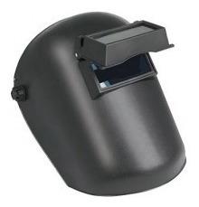 careta-mascara p/soldar c/arnés y visera móvil