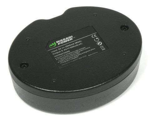 cargador batería sony