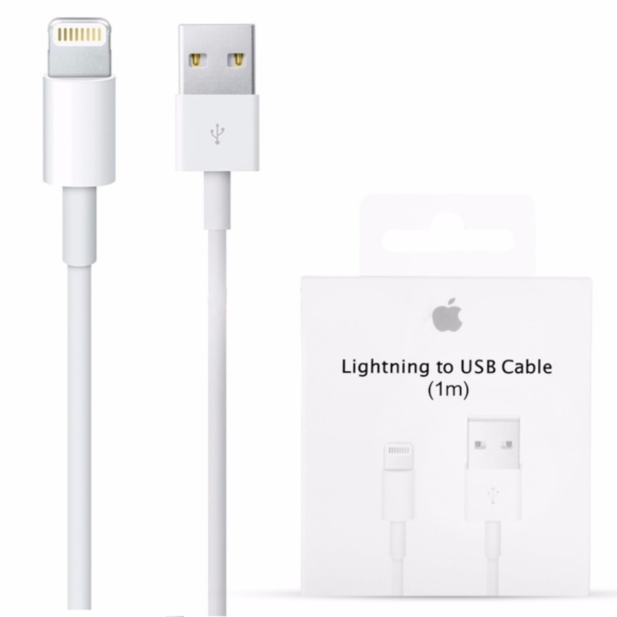 05ba6f07132 Cargador Cable iPhone 5 6 7 8 Se iPad Usb Original - $ 499,99 en ...