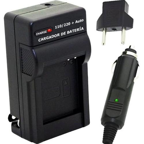 cargador de batería np-bn1 de cámara sony dsc-tx7 w310 y más