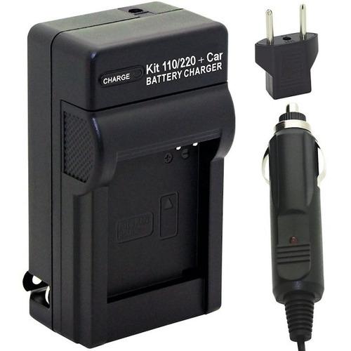 cargador de baterias nikon li-40b li42b 40b 42b li40b 40c ®