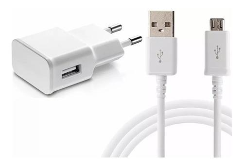 cargador de celular con cable usb para samsung lg xi y+ clic