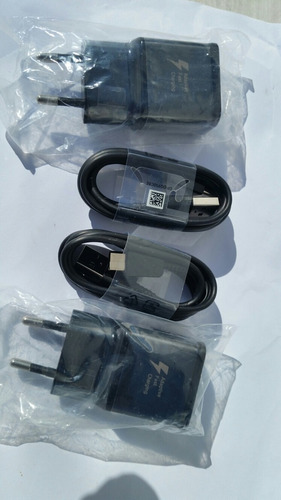 cargador fast charging s8 original samsung de pared