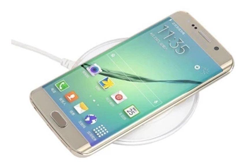 a7a2a7eb1d2 Cargador Inalámbrico iPhone 6 7 8, Samsung, Nuevo En Caja!!! - U$S 29,00 en  Mercado Libre