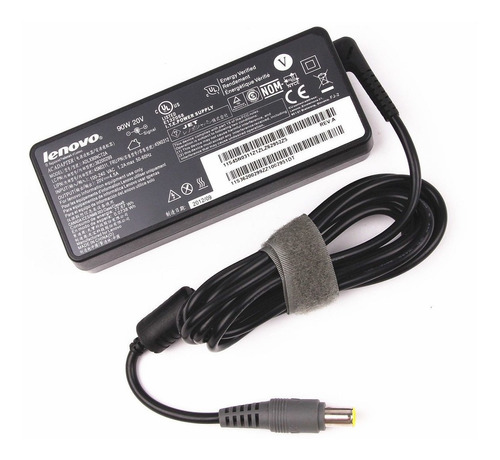 cargador para ibm lenovo 20v 4.5a 90w 6.6 x 7.9mm