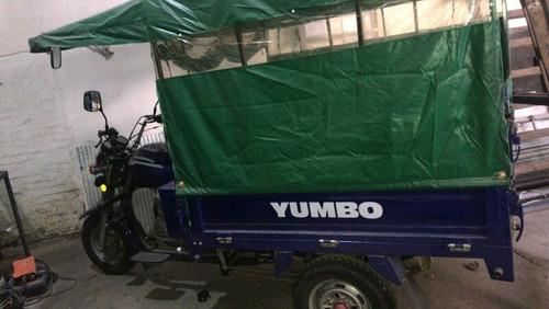 cargo yumbo cargo 125
