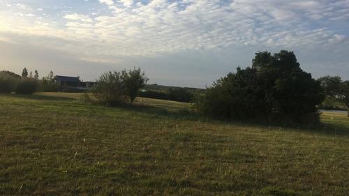 carmelo golf - exclusivo terreno 3800 m2