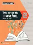 carmen lepre - tus retos en español 1,2 y 3. los 3 libros