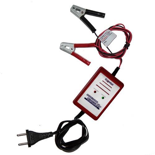 carregador bateria automotivo carro moto 12v 2ah 150 amperes