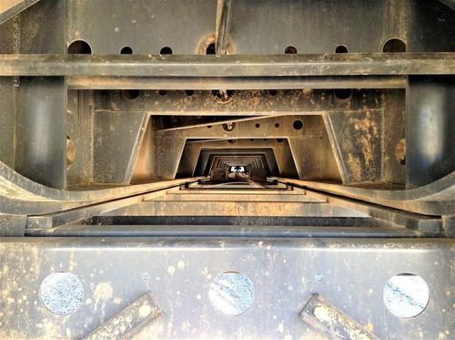 carreta prancha extensiva facchini 3 eixos 25 / 39 m. 2012