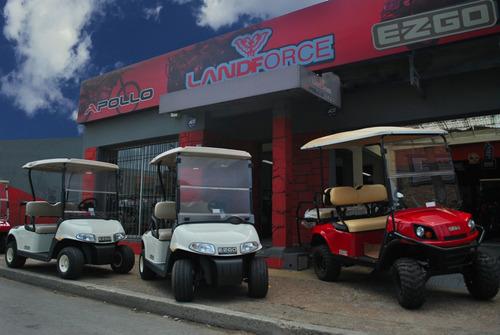 carrito carro eléctrico golf  usado / e-z-go