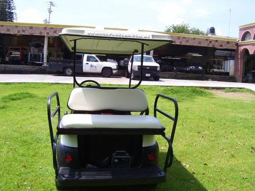 carro/ carrito eléctrico precedent 4 pasajeros con flip flop