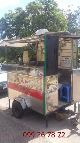 carro de churros