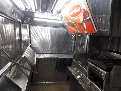 carro de comida