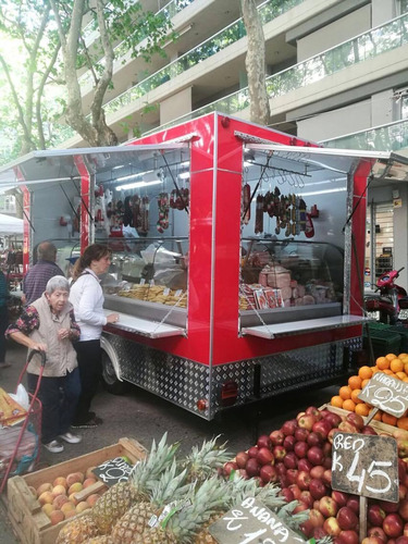 carro de comidas o food  trucks