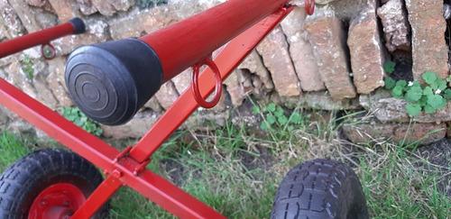 carro / soporte para kayak / bote