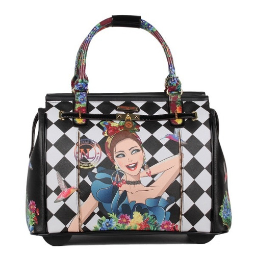 carry-on nicole lee lily loves to shake rt1502