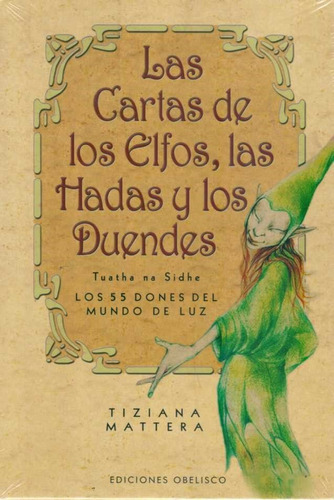 cartas de los elfos, las hadas y los duendes, las  autor: ma