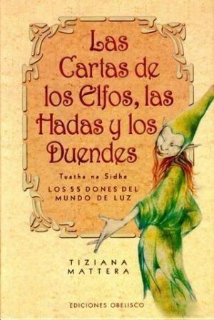 cartas de los elfos, las hadas y los duendes, las (c/cartas)