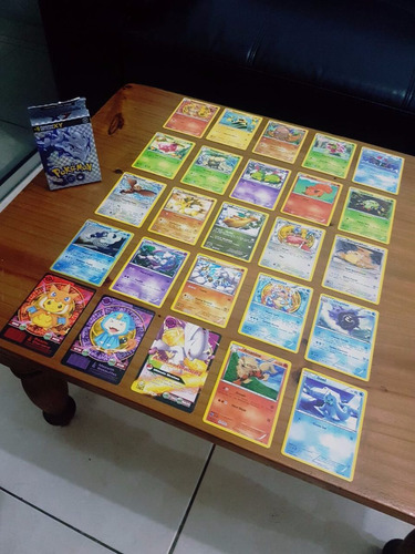 cartas pokemon go en caja colecciona las mejores cartas