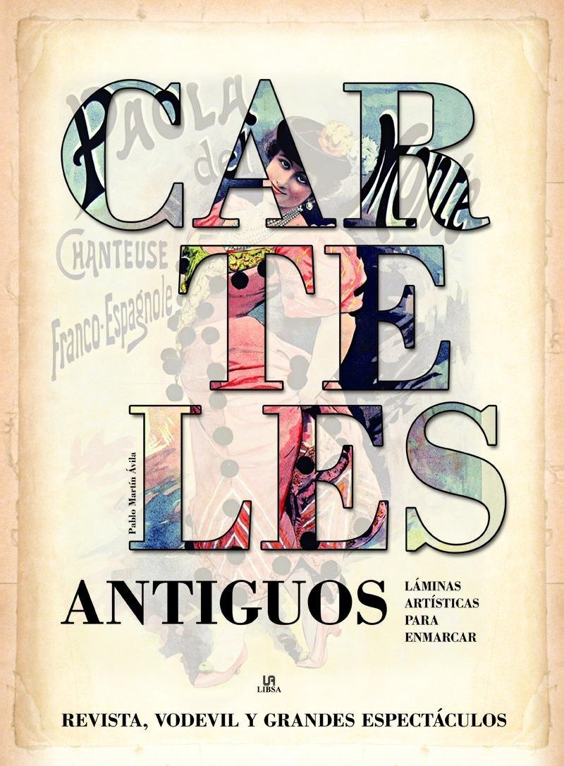 Carteles Antiguos (libro Con Láminas Para Enmarcar) - $ 650,00 en ...