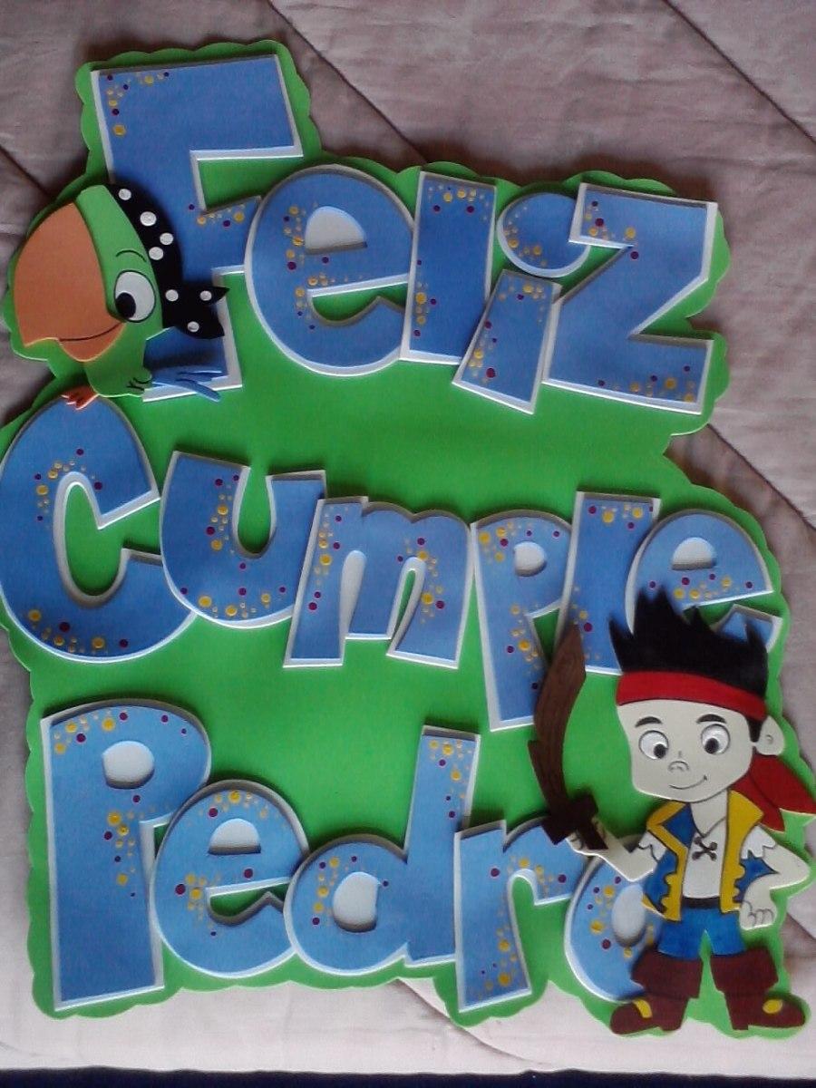 f837ba24e64 carteles goma eva para cumpleaños ò fiestas infantiles  300. Cargando zoom.