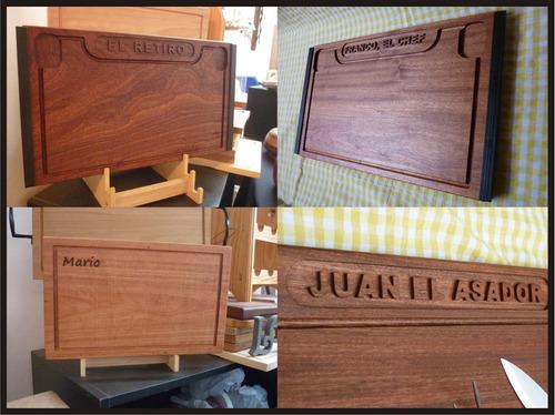 carteles, tablas, petit muebles, personalizados en madera.