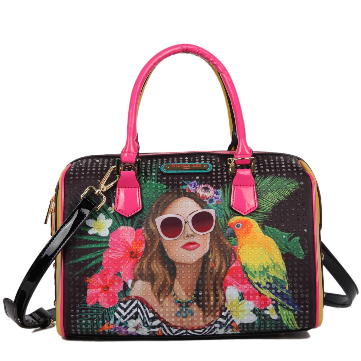 275404c49 Cartera Dama Nicole Lee Vacation Girl (vg12746) - $ 2.345,00 en ...